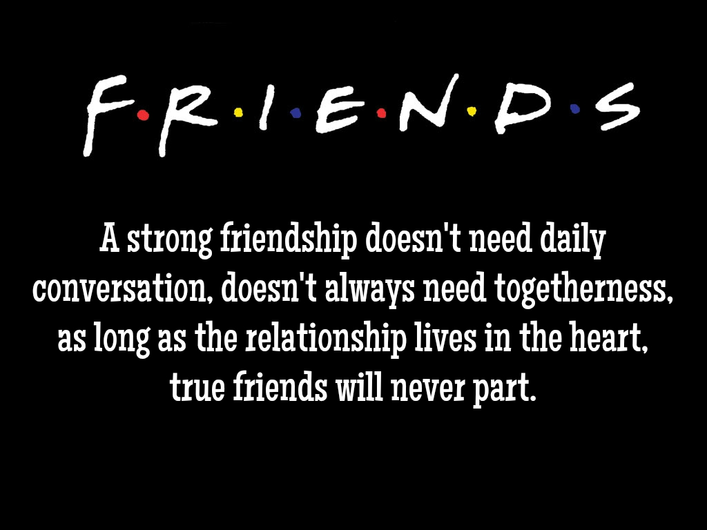 Friends Quotes: Long Distance Friendship Quotes