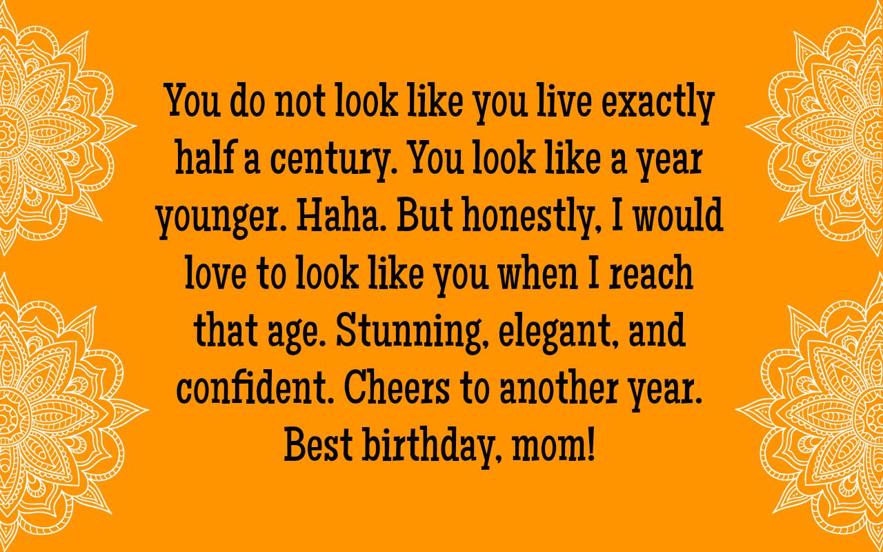 Mother-In-Law Birthday Wishes