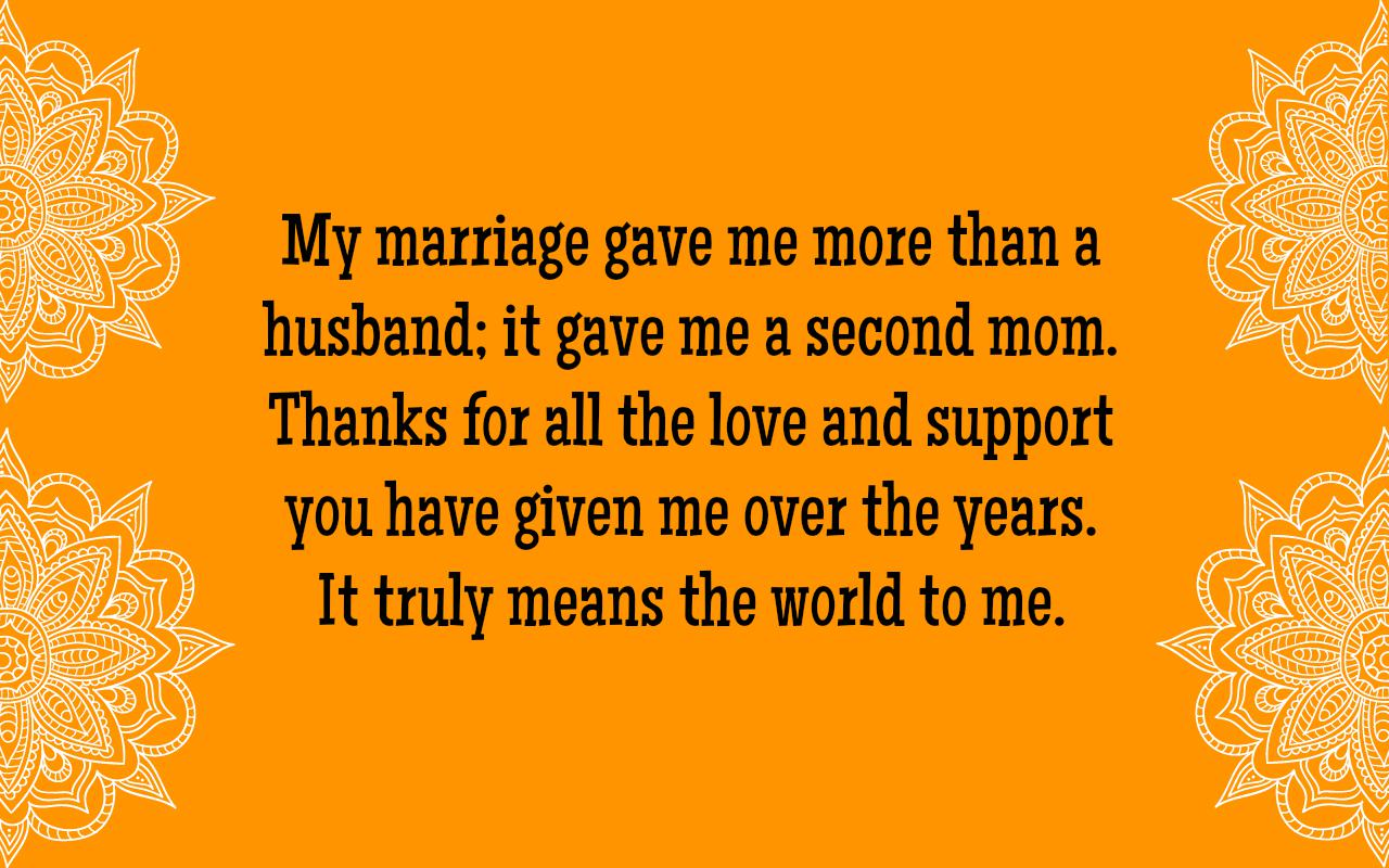 Mother-In-Law Birthday Wishes | Text & Image Quotes | QuoteReel