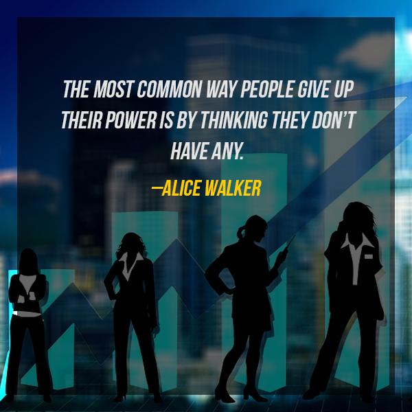 Women Power Quote