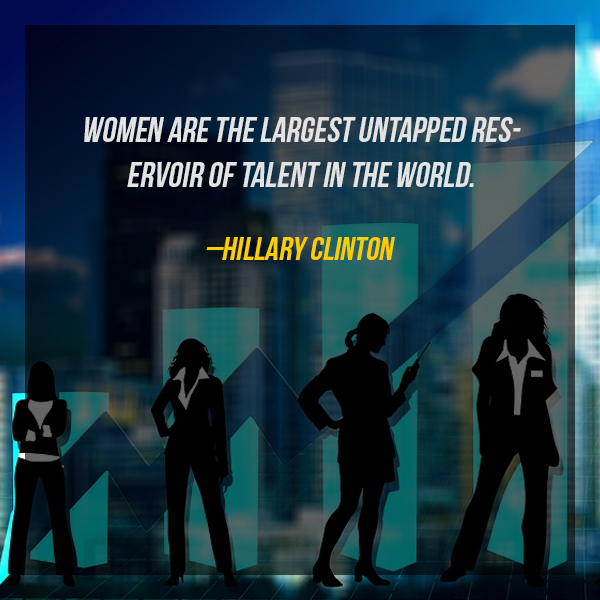 Women Power Quote
