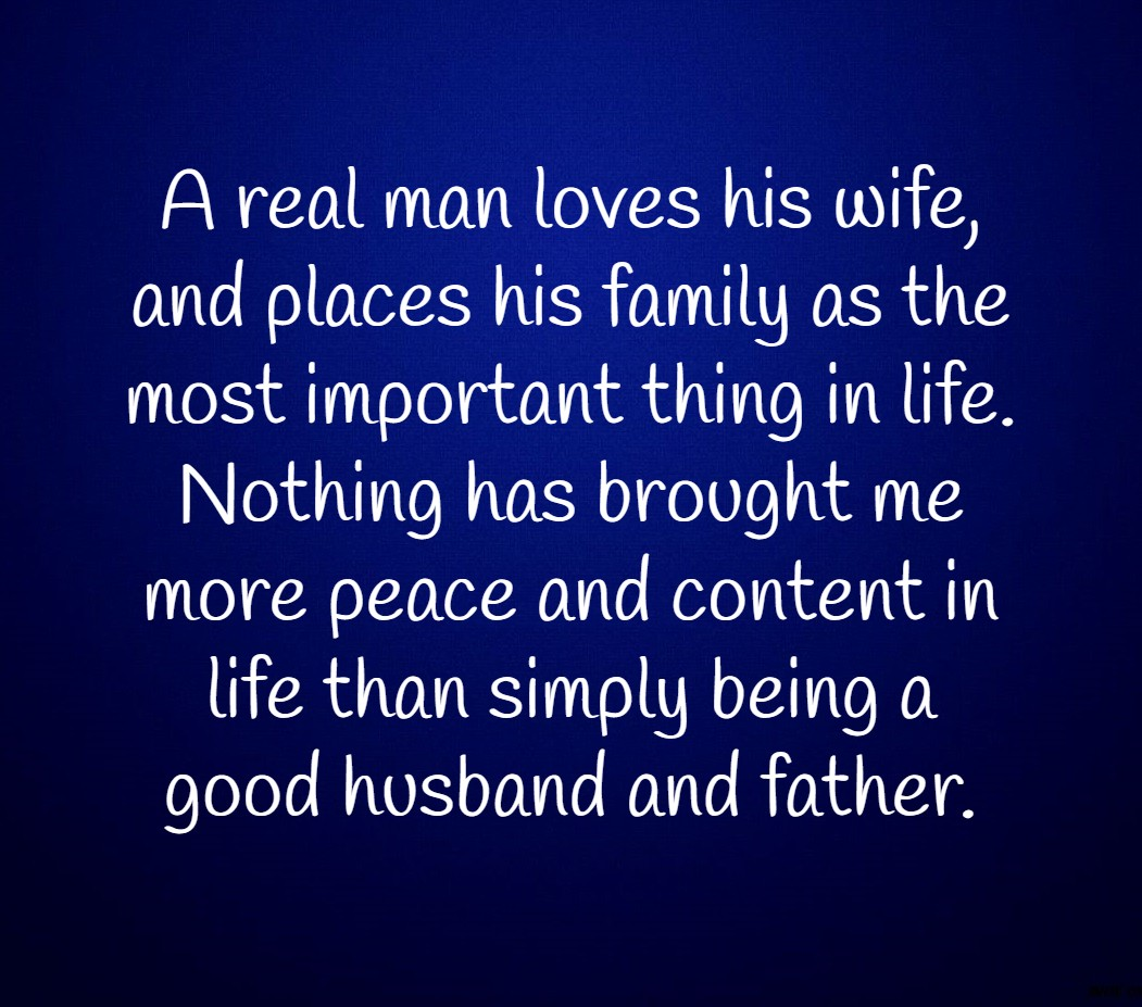 Quotes For Fathers Day For Husband: Text & Image Quotes
