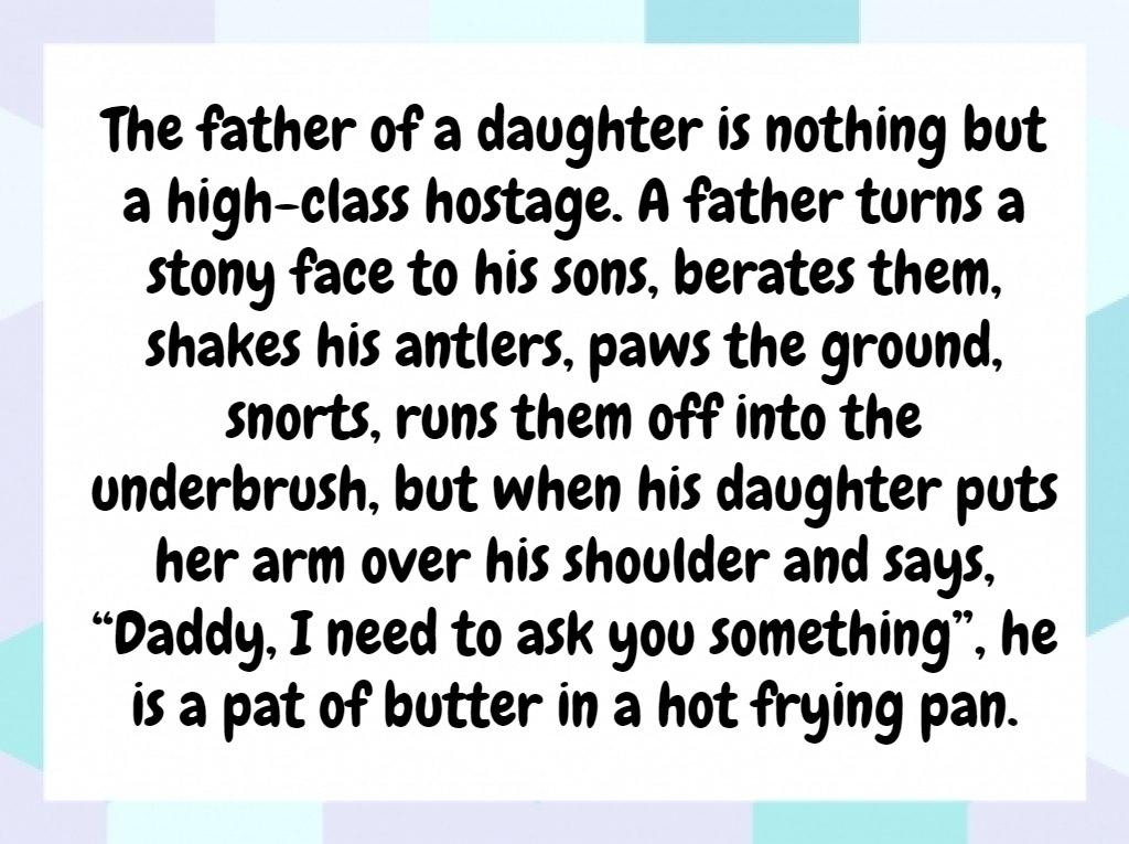 Father\'s Day Quotes From Daughter 6 | QuoteReel
