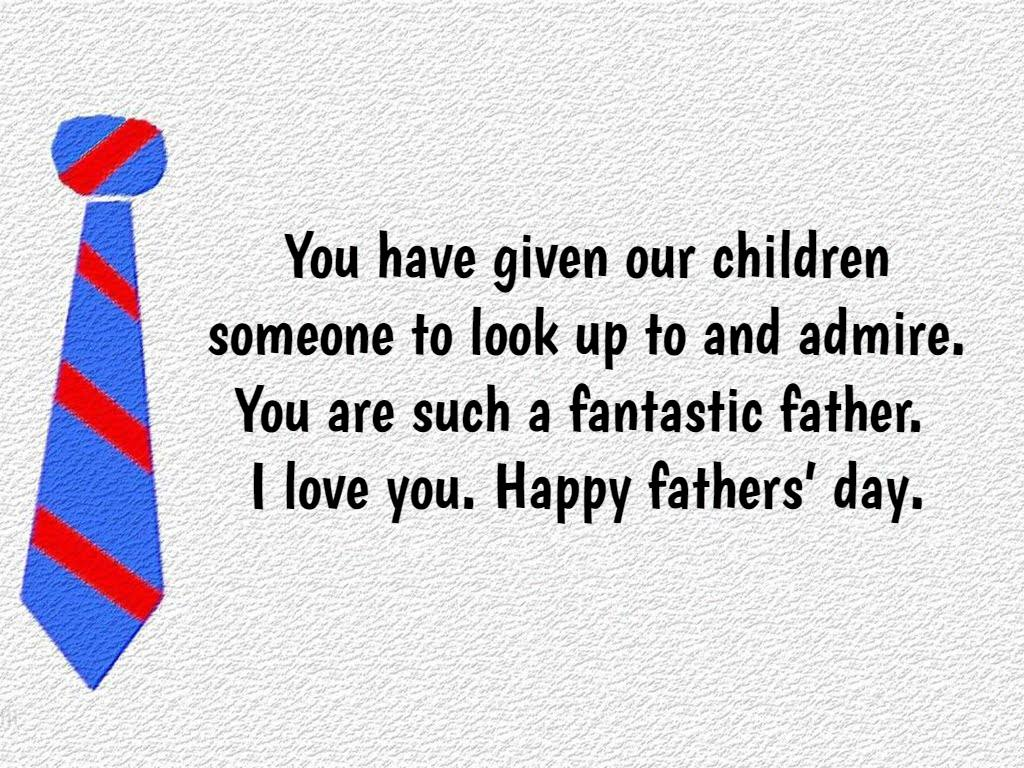 Fathers Day Quotes From Wife Father's Day Quotes From Wife 2 | QuoteReel Fathers Day Quotes From Wife