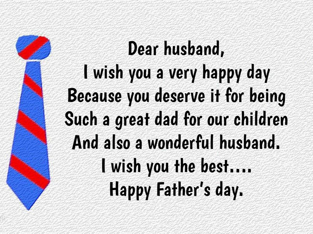 Fathers Day Quotes From Wife Text Image Quotes Quotereel
