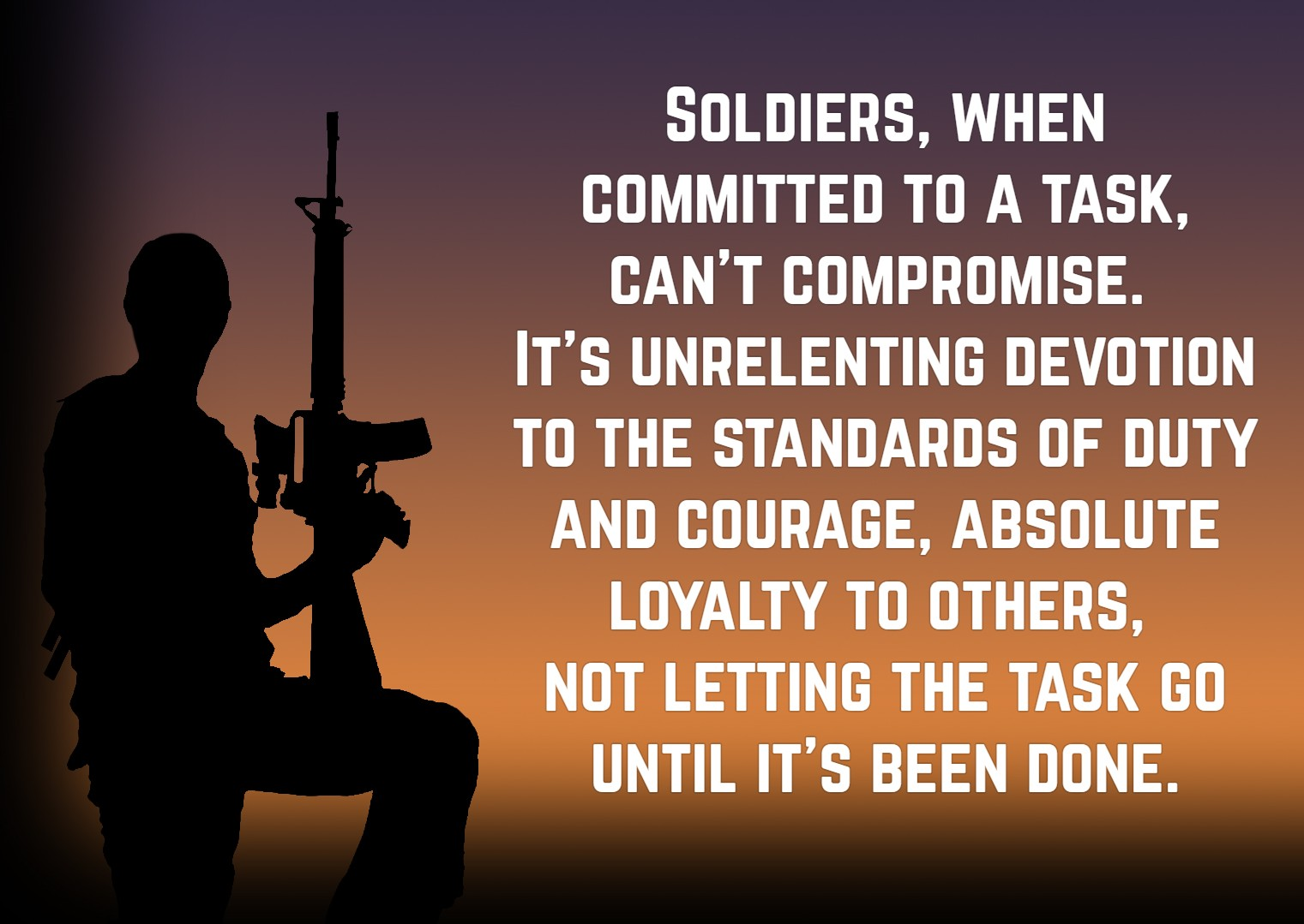 Soldier Quotes Text Image Quotes Quotereel