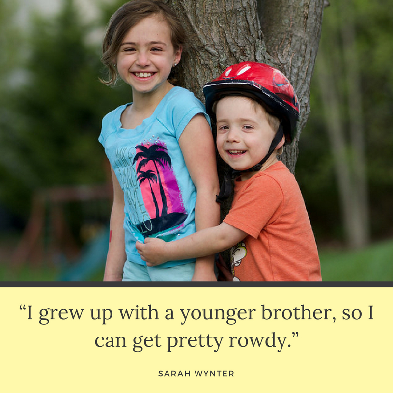 Little Brother Quotes From Big Sister 2 Quotereel