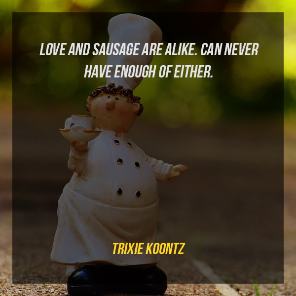 Funny Cooking Quotes 4 | QuoteReel