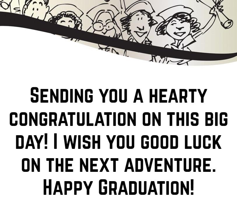 Graduation Congratulations Quotes Stunning Graduation Congratulations Quotes 48 QuoteReel
