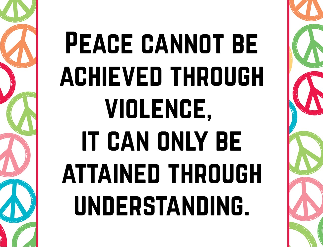 Peace Quotes 1 Quotereel