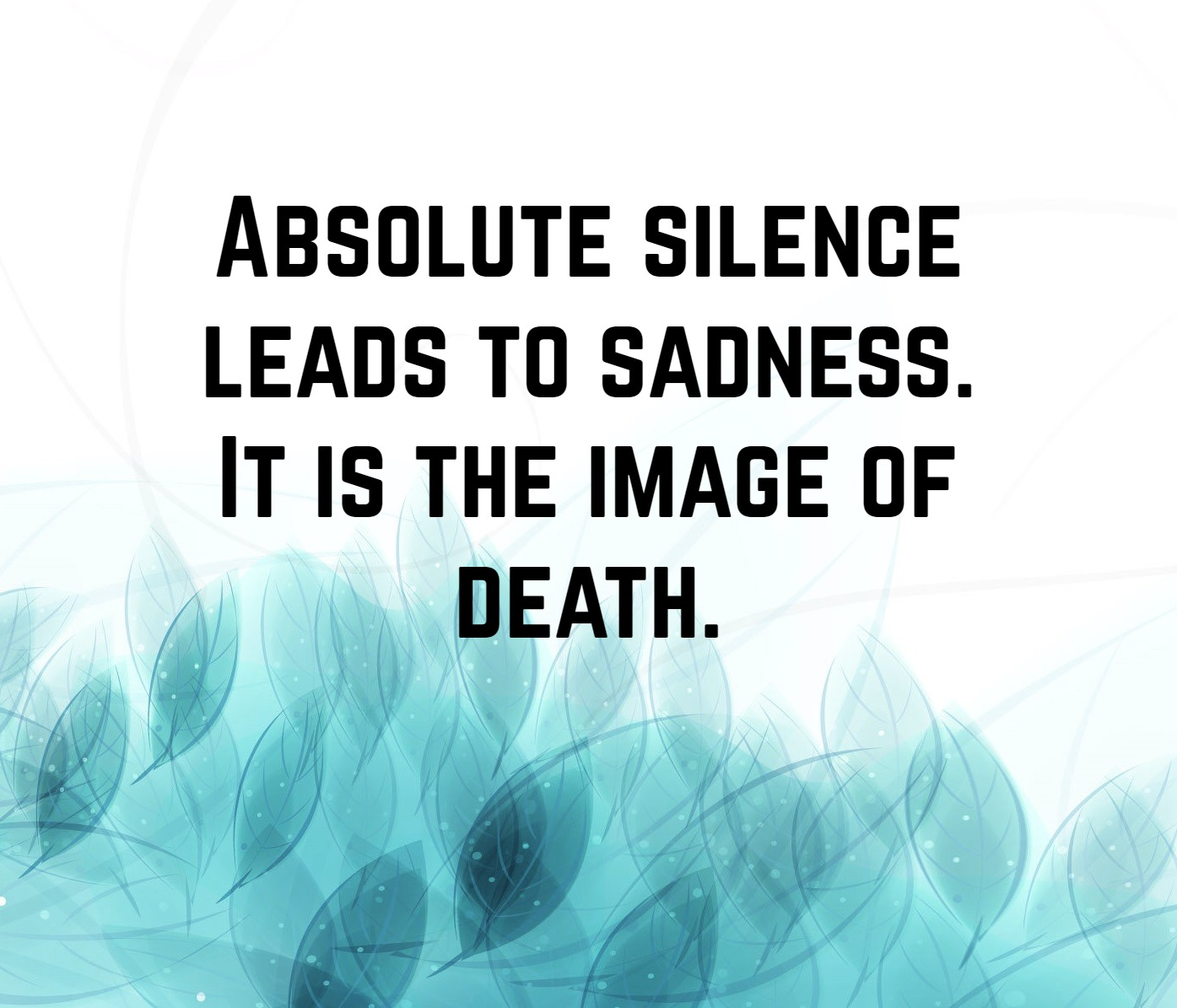 Silence Quotes 2 Quotereel