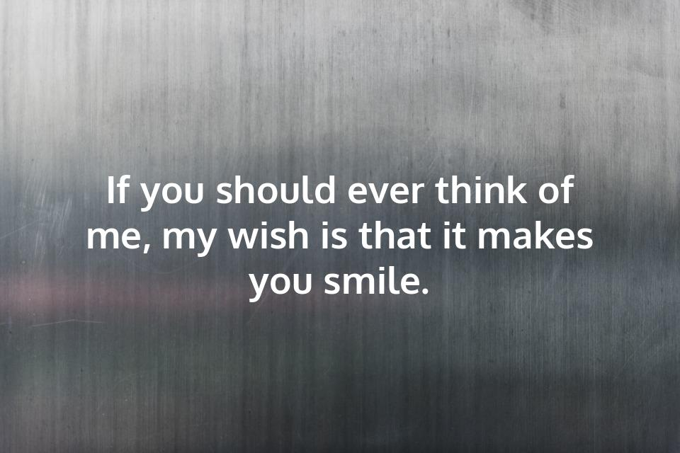 Thinking Of You Quotes To Send Someone You Miss Text Image