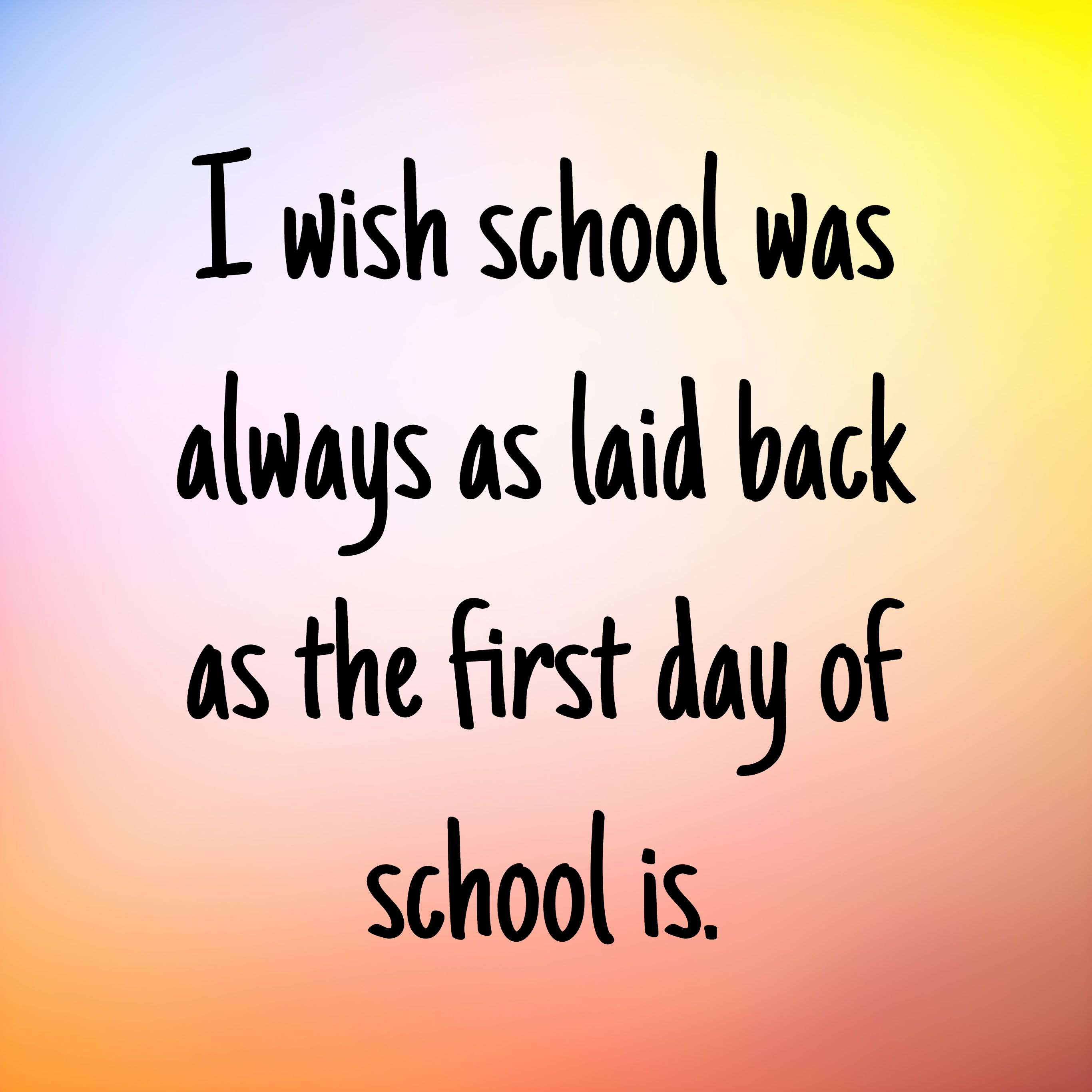 first day of school quotes quotereel