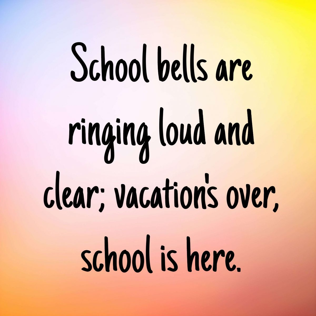 First Day of School Quotes | Text & Image Quotes | QuoteReel