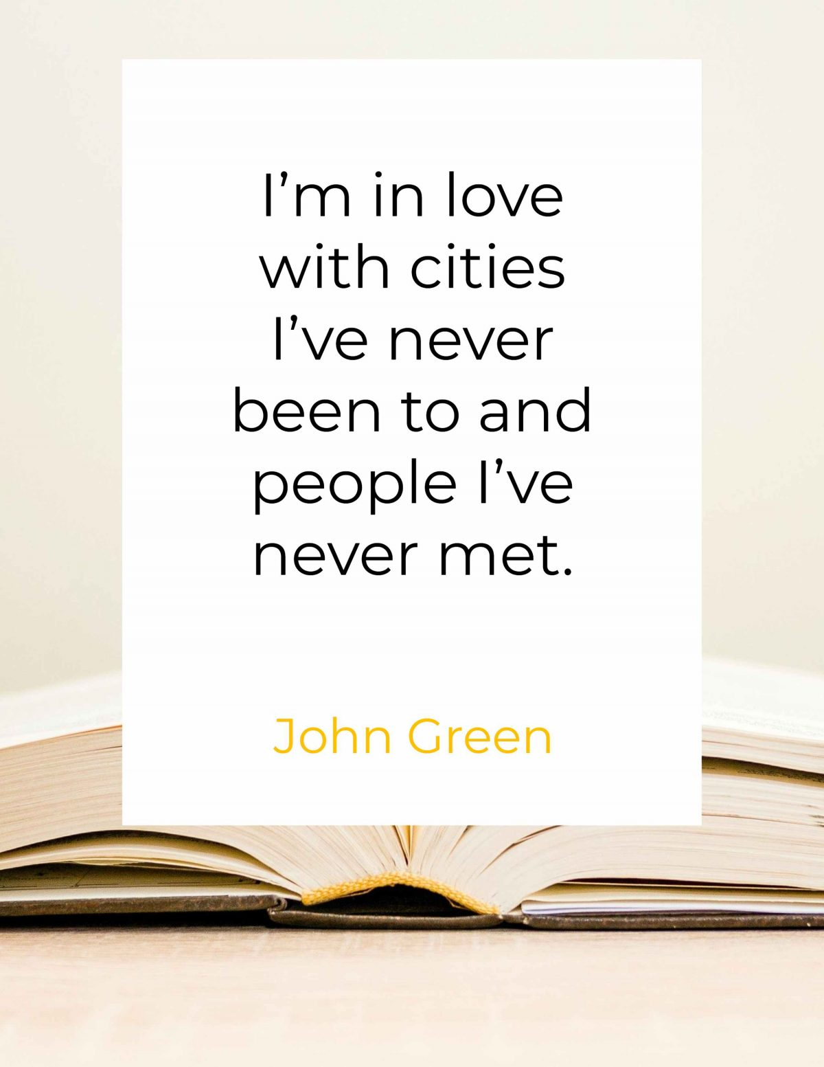 John Green Quotes John Green Quotes 4 | QuoteReel John Green Quotes