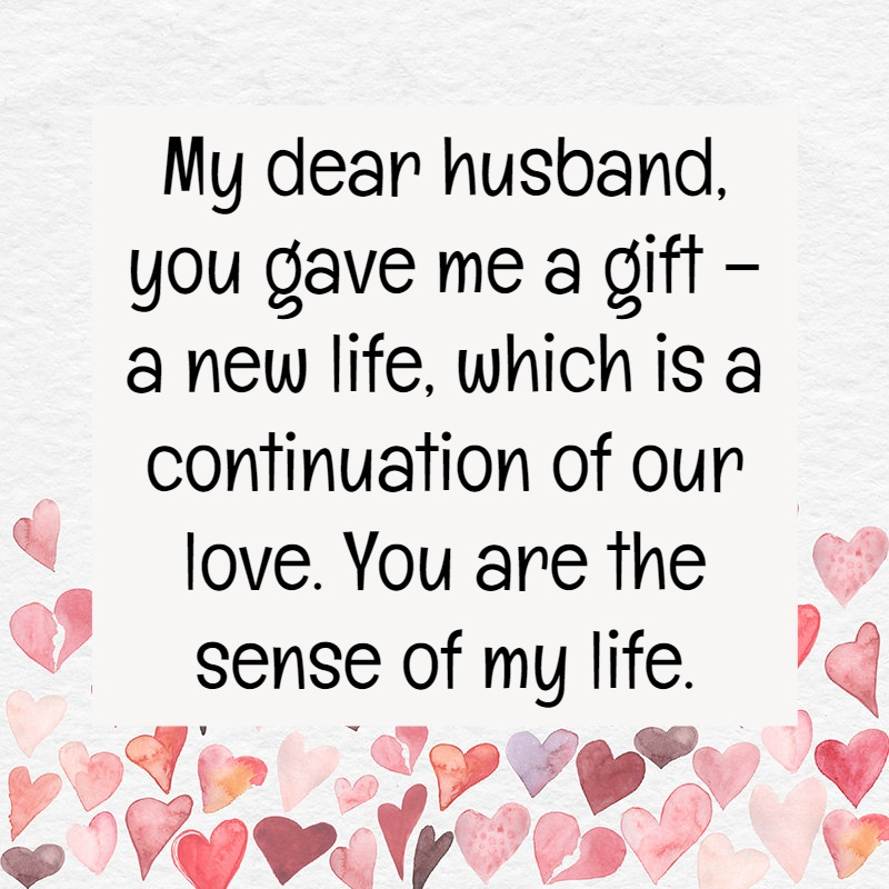 40 Love Quotes For Husband Text And Image Quotes Fascinating Love New Year Quotes