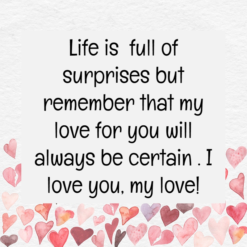 30 Love Quotes For Husband Text And Image Quotes