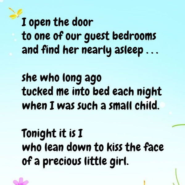 Mother Daughter Poems To Cherish   Image & Text Quotes