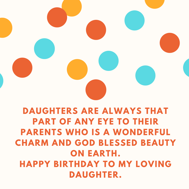 10 Heartfelt Birthday Wishes For A Daughter | QuoteReel
