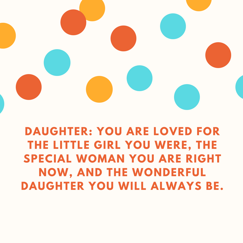 Birthday Wishes For A Daughter Quote 16