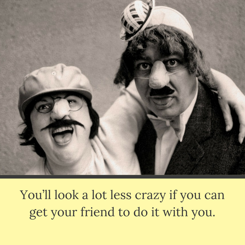 Crazy Friends Quotes Text Image Quotes Quotereel