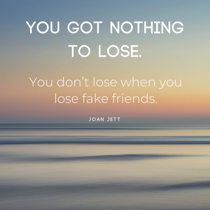 Fake People Quote 5 Quotereel