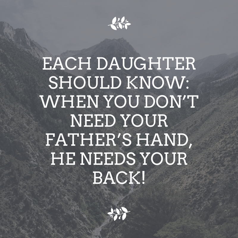 Father Quote For Daughter: Father Daughter Quotes
