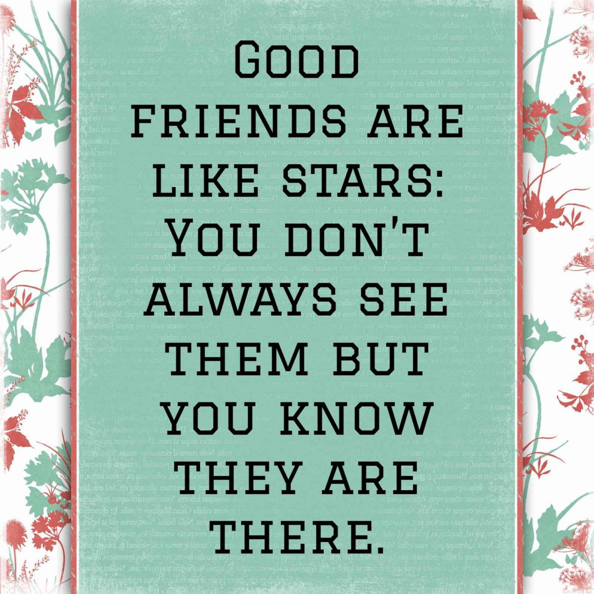 easy to remember short friendship quotes quotereel
