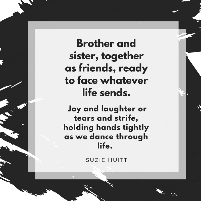 Siblings Quotes Sibling Quote 4 | QuoteReel Siblings Quotes
