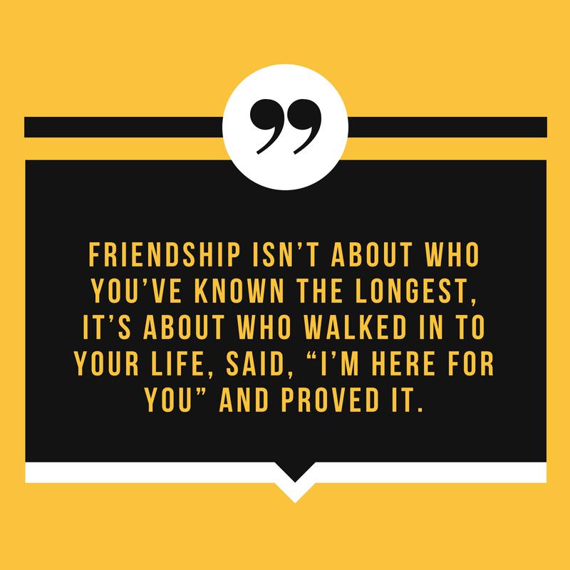 10 Heartwarming True Friends Quotes Quotereel