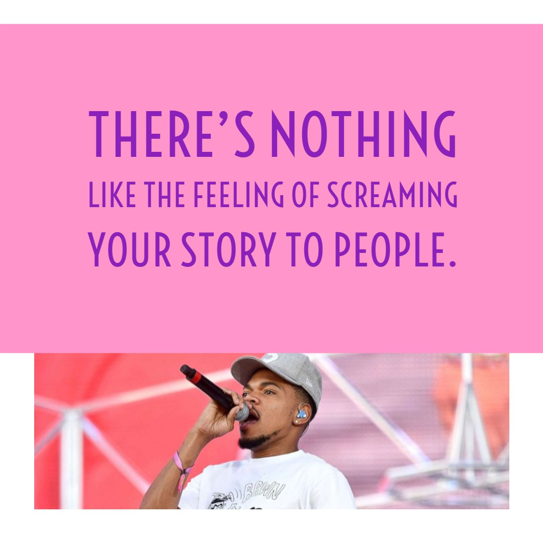 Chance The Rapper Quotes | 20 Chance The Rapper Quotes Text Image Quotes Quotereel