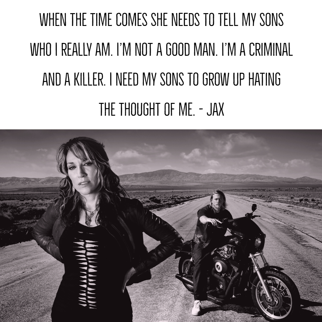 Sons Of Anarchy Quotes Text Image Quotes Quotereel