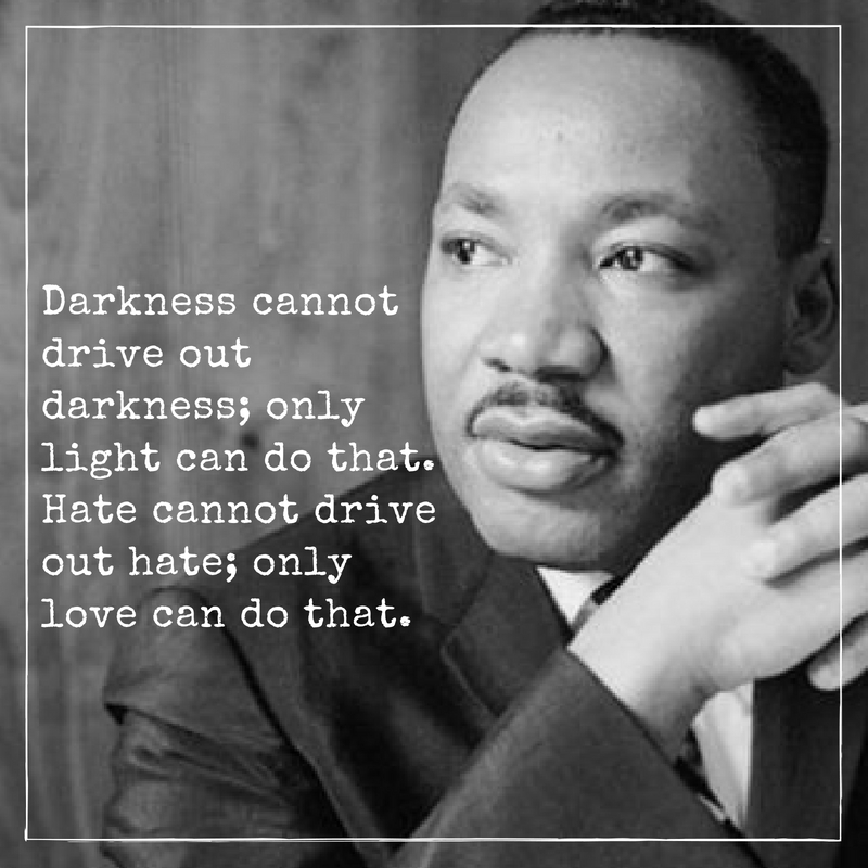 Martin Luther King Quotes On Love Extraordinary Martin Luther King Quote 48 QuoteReel