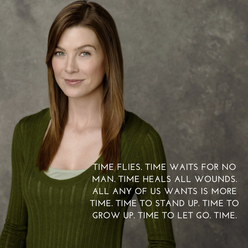 Meredith Grey Quote 7 Quotereel