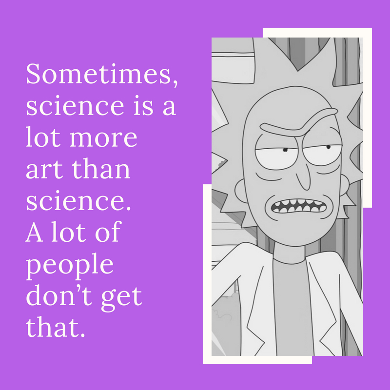 Rick Sanchez Quote 60 QuoteReel Enchanting Rick Sanchez Quotes