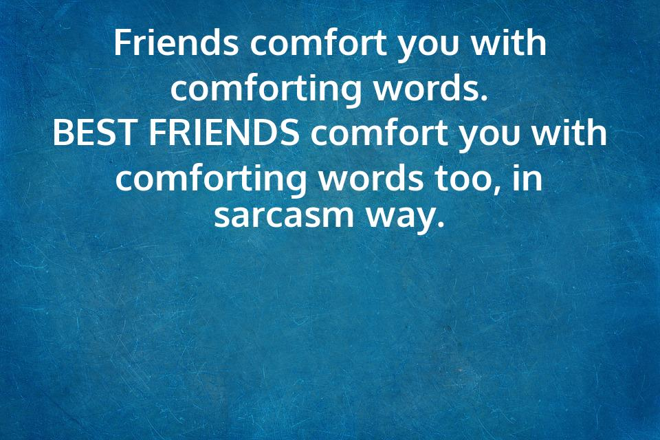Funny Friends Quotes To Send Your BFF | Text & Image Quotes | QuoteReel