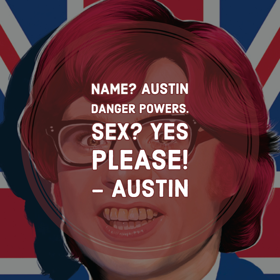 Austin Powers Quotes Text Image Quotes Quotereel