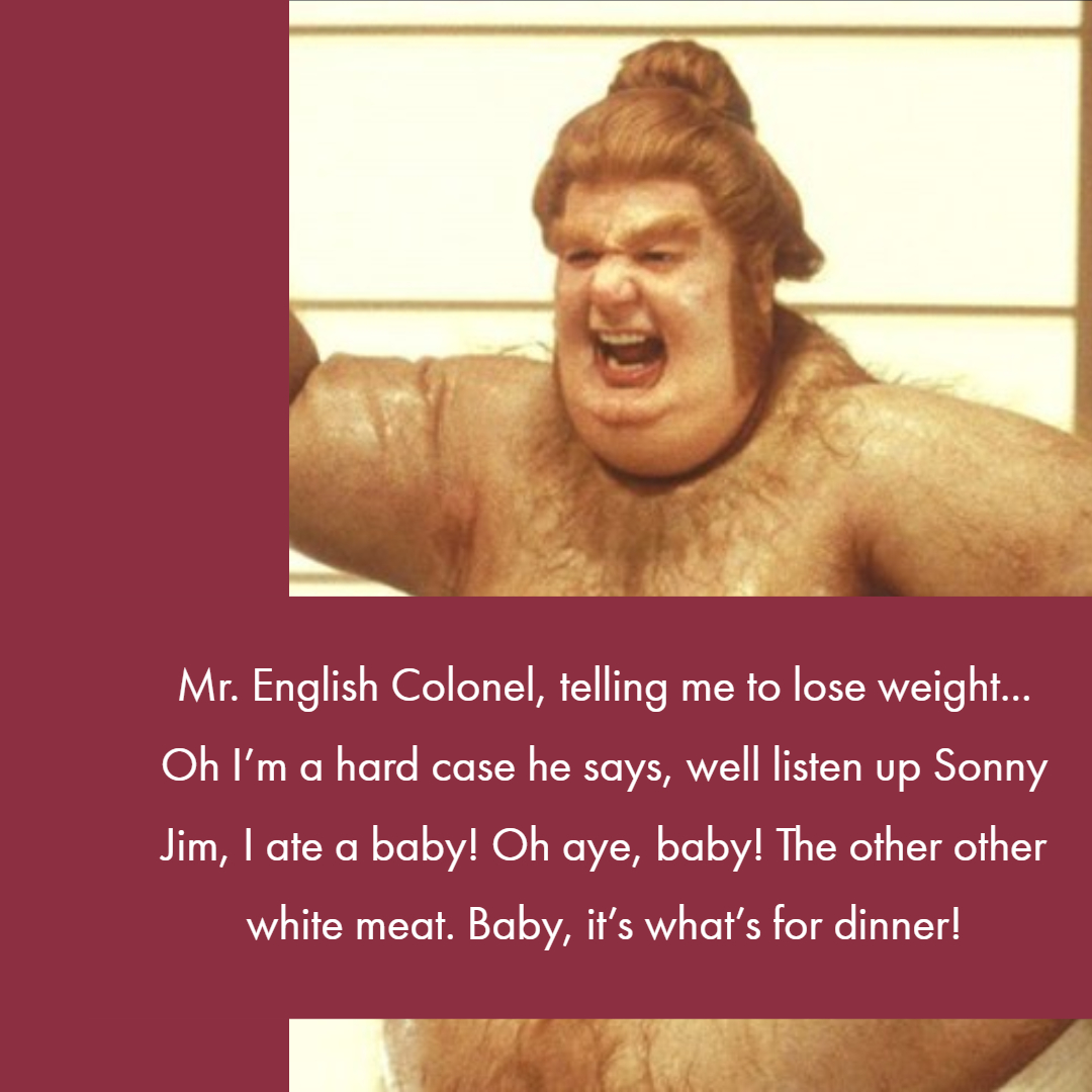 Fat Bastard Quotes Text Image Quotes Quotereel