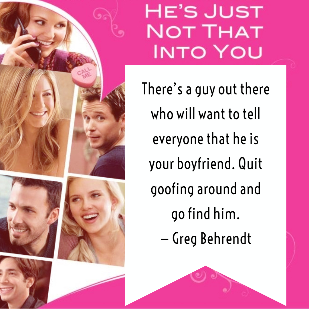 7 signs that he is not just your boyfriend