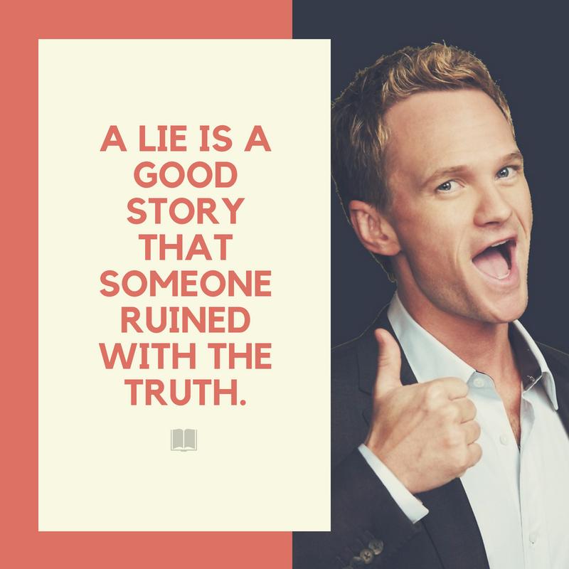 Barney Stinson Quote 1   QuoteReel