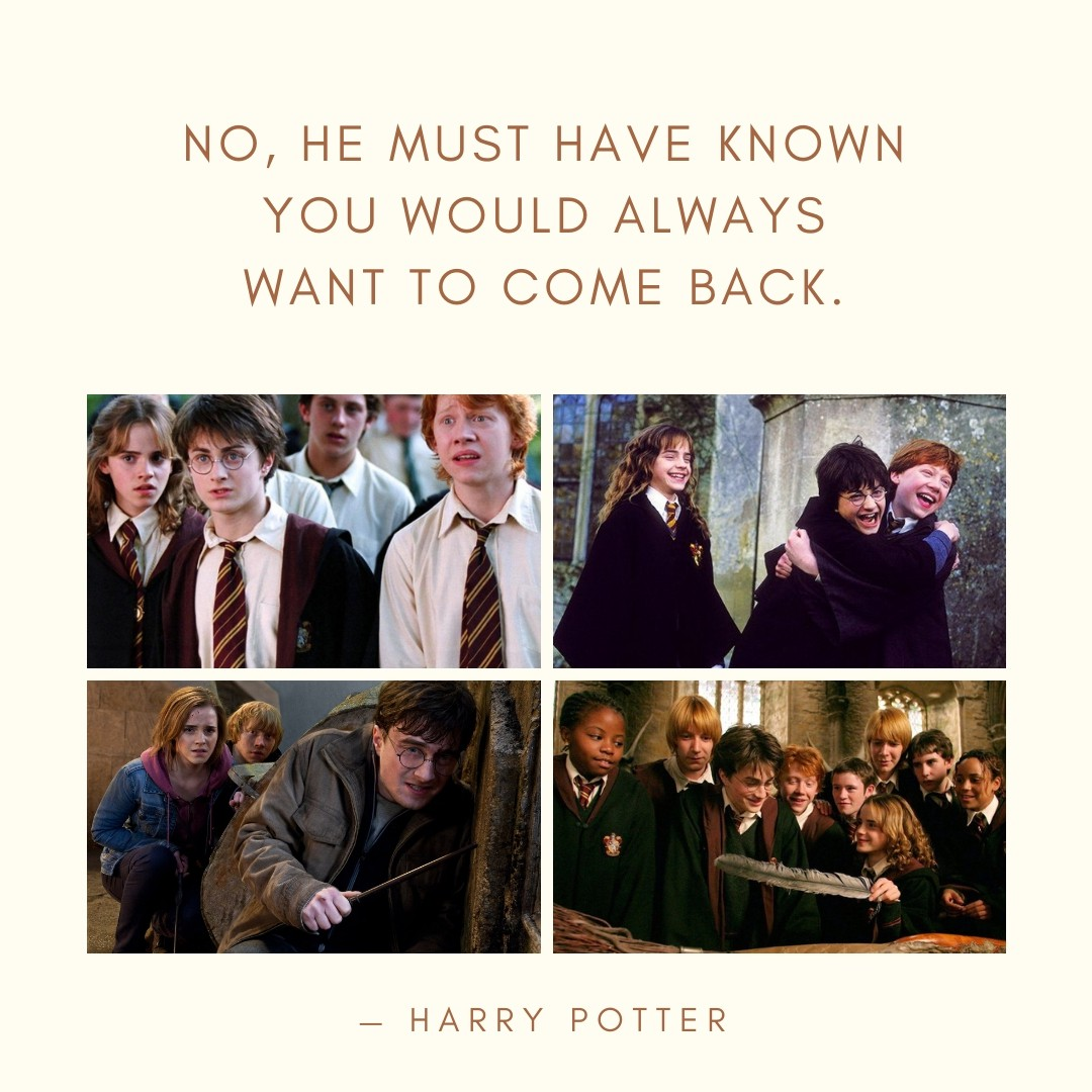 Harry Potter Friendship Quotes Text Image Quotes Quotereel