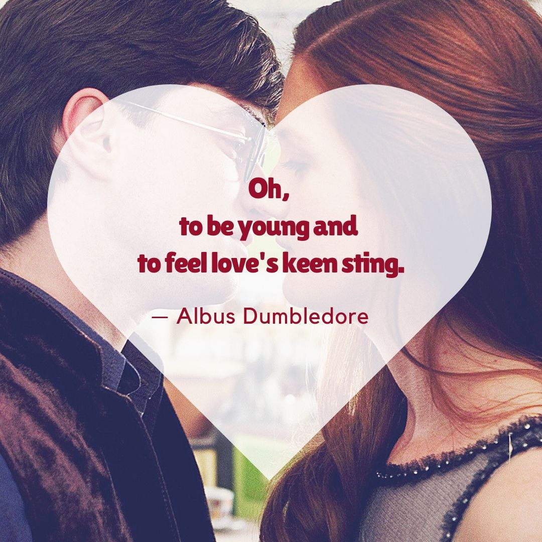 Harry Potter Love Quotes 7 | QuoteReel