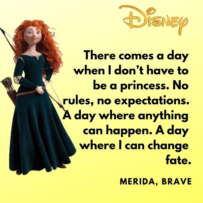 Disney Princess Quotes...