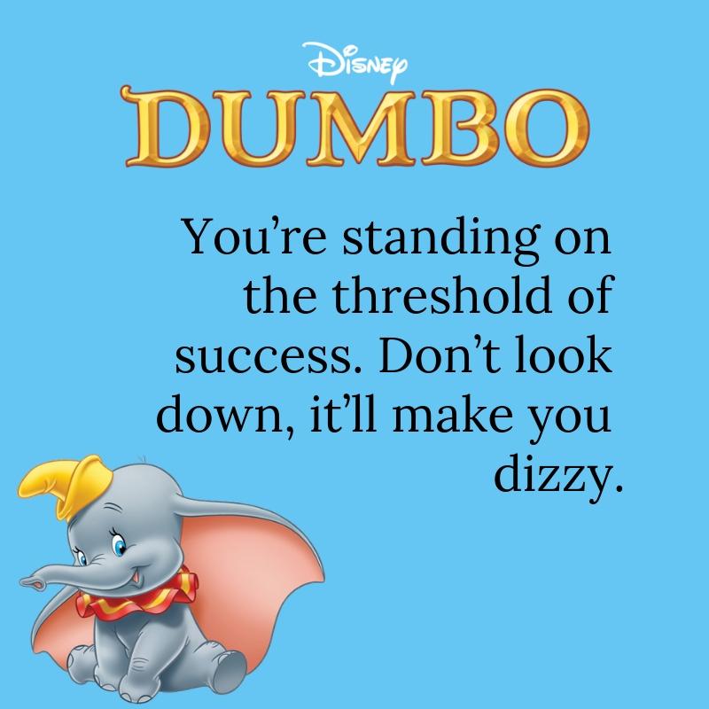 Dumbo Quotes 2 Quotereel