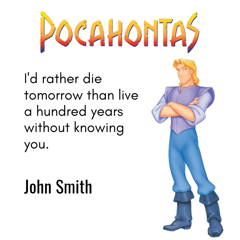 Pocahontas Quotes | Text & Image Quotes | QuoteReel