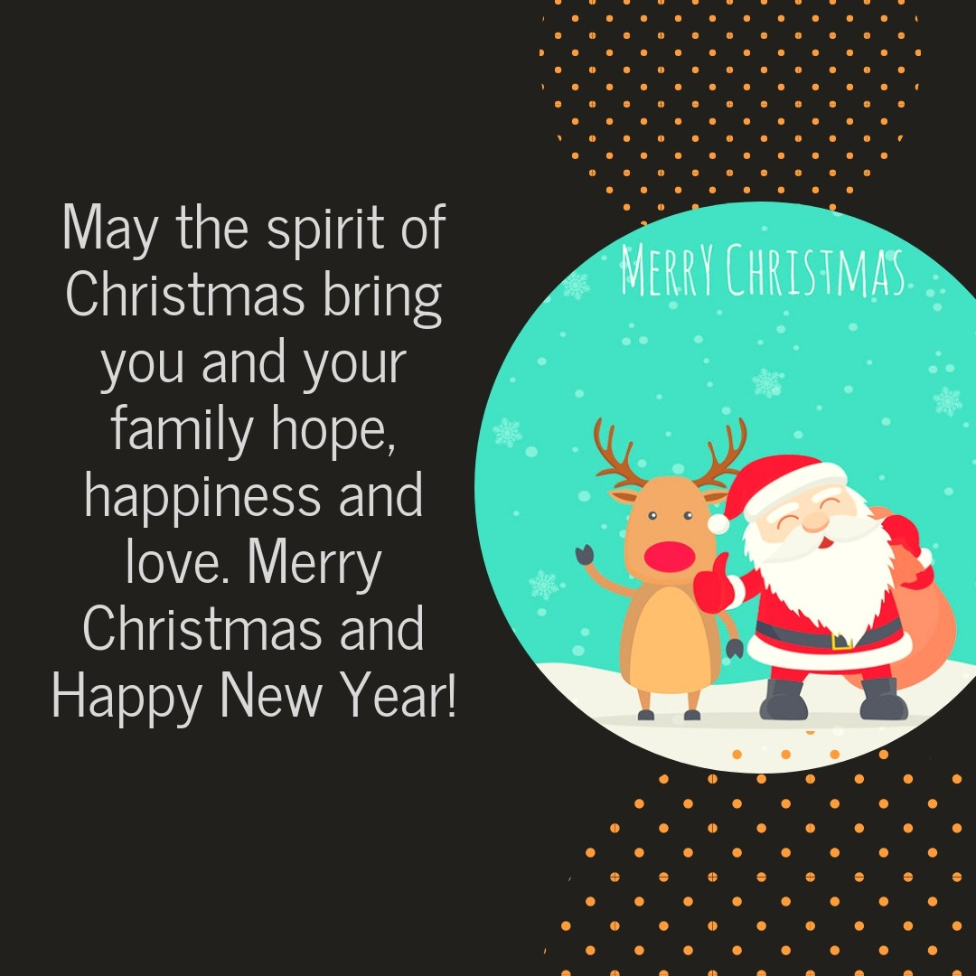 Christmas Card Messages 2 | QuoteReel