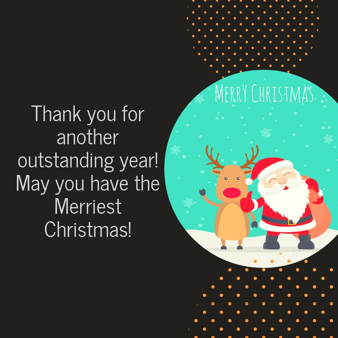 Christmas Card Messages | Text & Image Quotes | QuoteReel