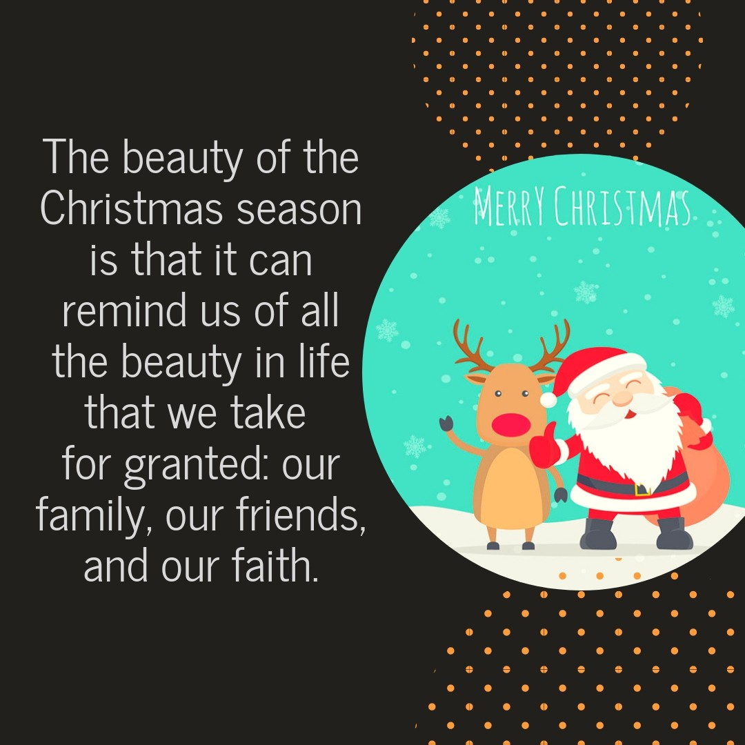 Christmas Card Messages 4 Quotereel