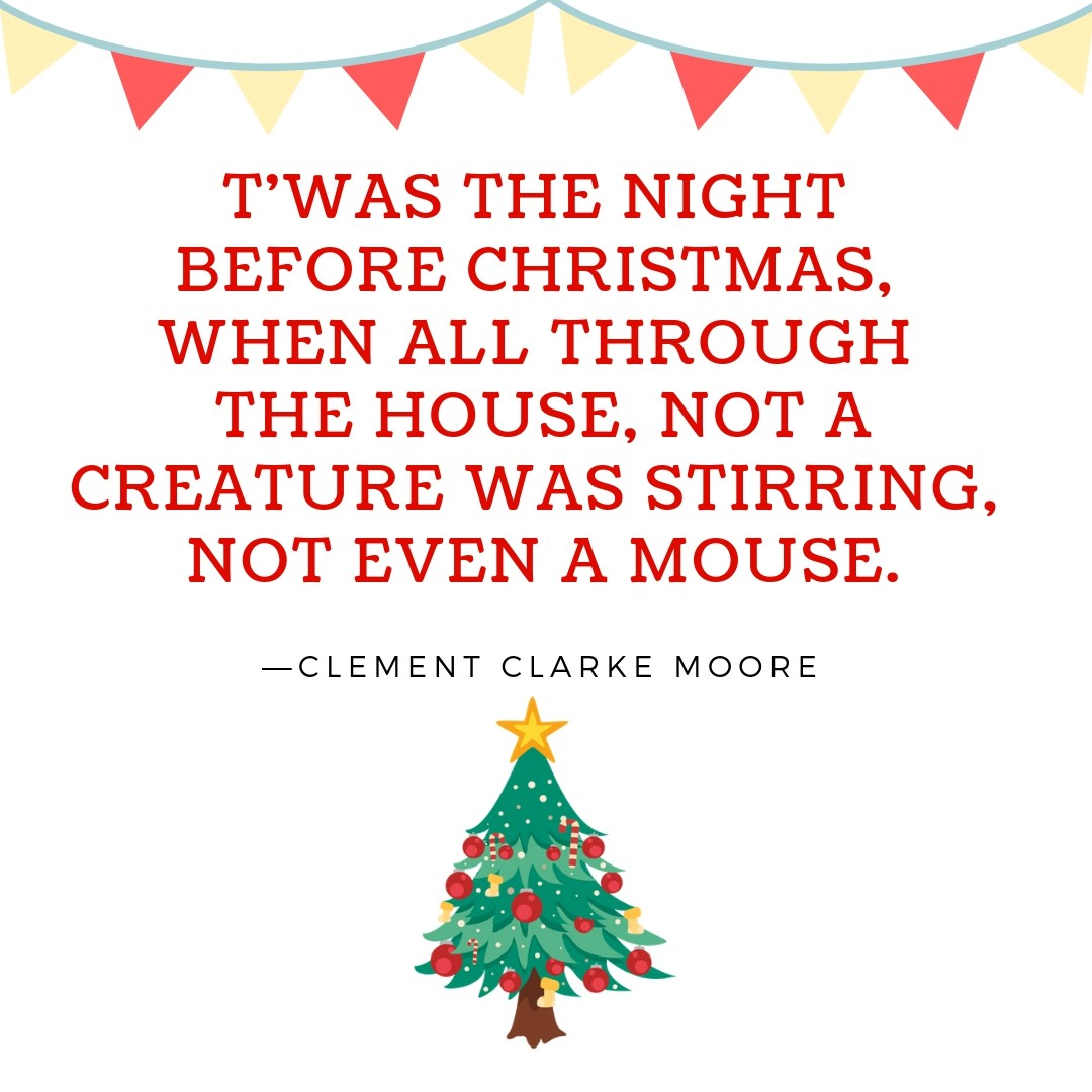 Christmas Quotes Archives | QuoteReel