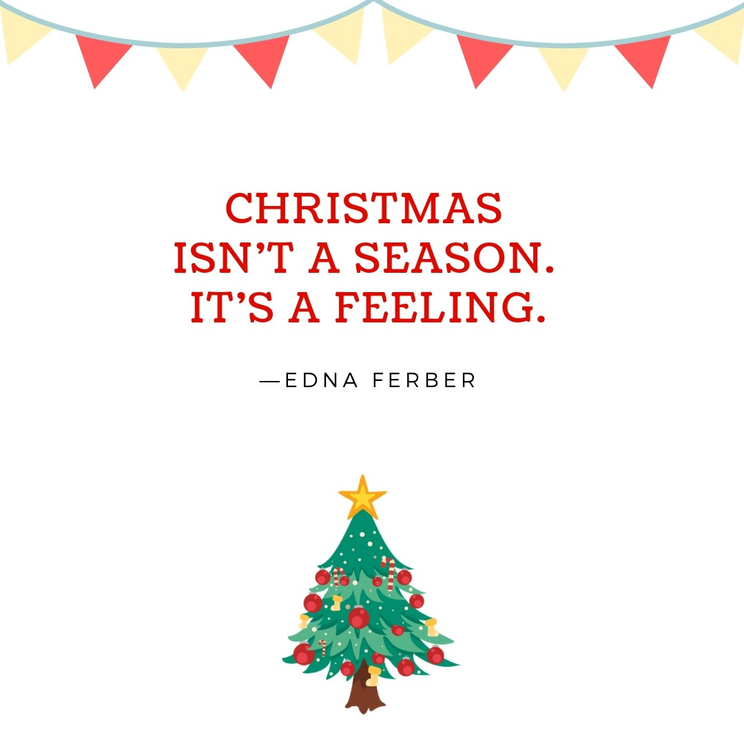 Christmas Quotes 9 | QuoteReel
